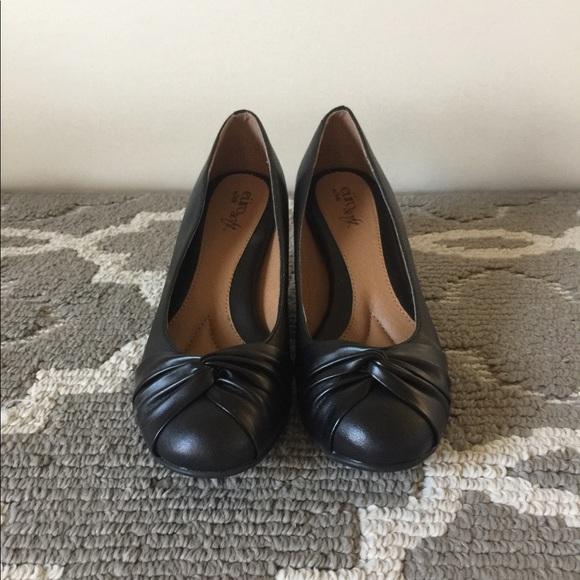"Eurosoft Shoes - NEW Eurosoft ""Betty"" wedge pumps"